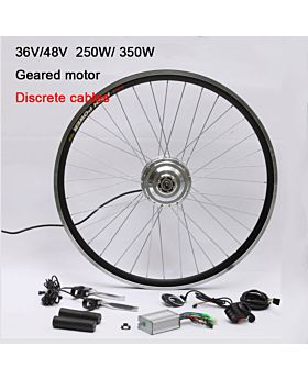 Rear Hub Motor Electric Bike Kit