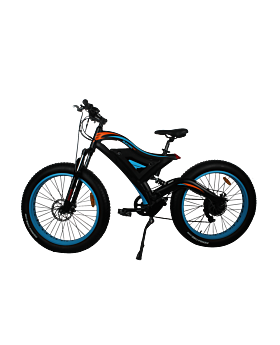 Fat Tire Electric Mountain Bike EBK02 EMTB
