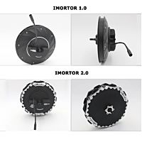 Electric Bike Conversion Kit iMortor  motor