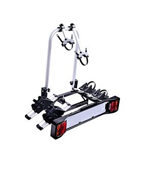 2-Bike Hitch Mount Carrier Hitch Bike Racks BH2