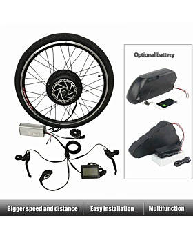 Waterproof 48V Electric Bike Conversion Kit 1000W  DDKit