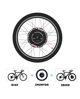 iMortor 2.0 All in one E-bike Conversion Kit