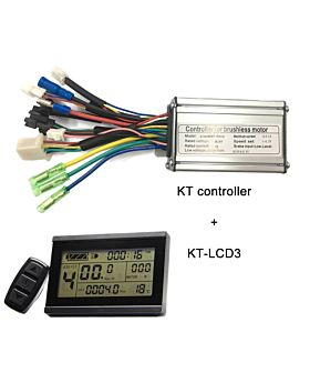 electric bike 36V 250W 350W 500W controller