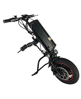 Folding Electric Wheelchair Handcycle Lightweight Electric Power Wheelchair Conversion Kit