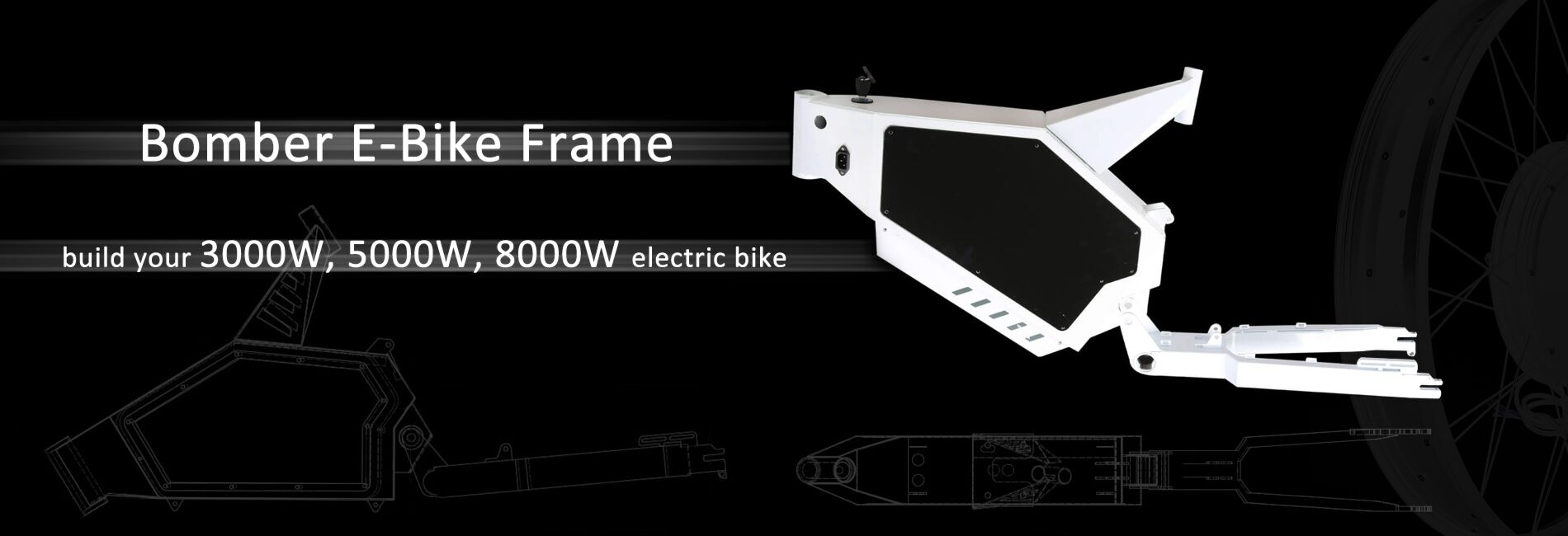 https://www.elecycles.com/3000w-5000w-8000w-electri-bike-frame-bomber-electric-bike-frame.html