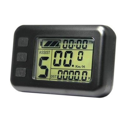 electric bike parts- LCD1 display bike computer