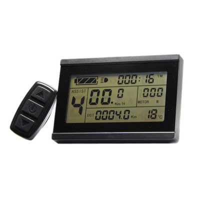 electric bike parts- LCD3 display bike computer