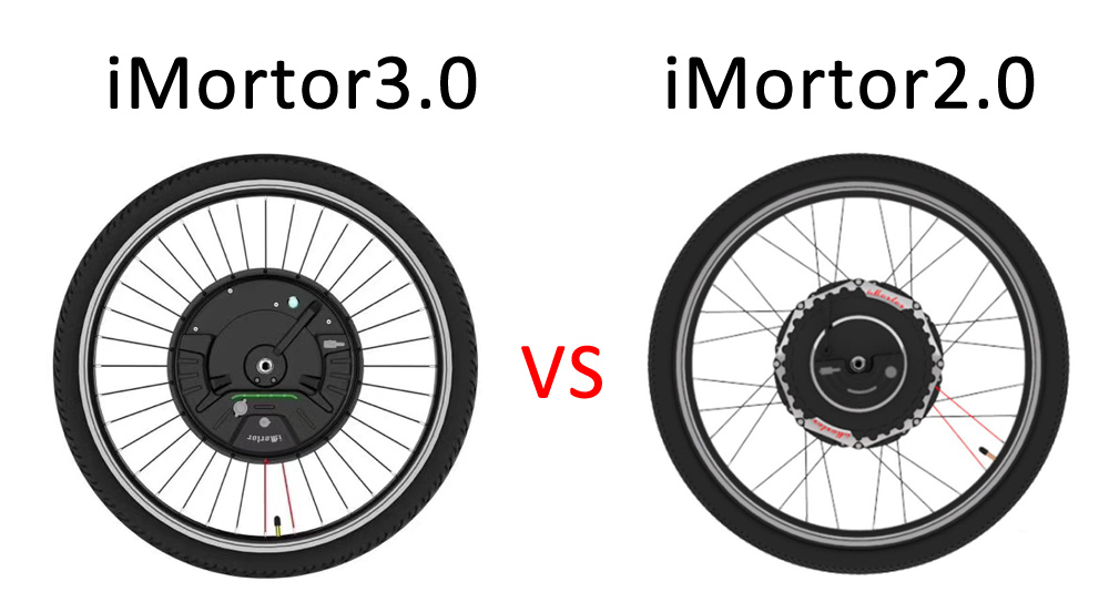 imortor3.0 all in one ebike conversion kit