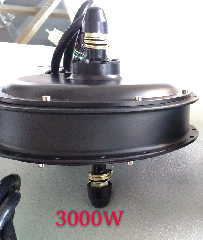 3000W electric bike motor