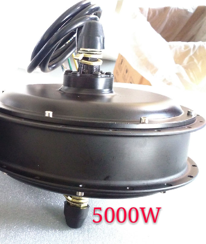 5000W electric bike motor
