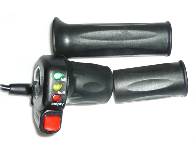 electric bike half twist throttle