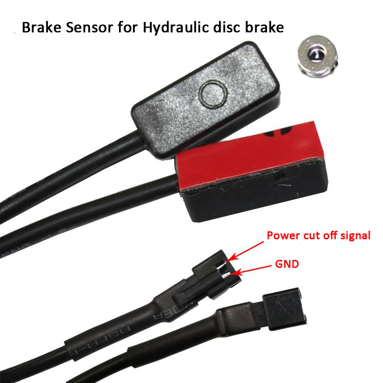 electric bike brake sensor  for hydraulic disc brake