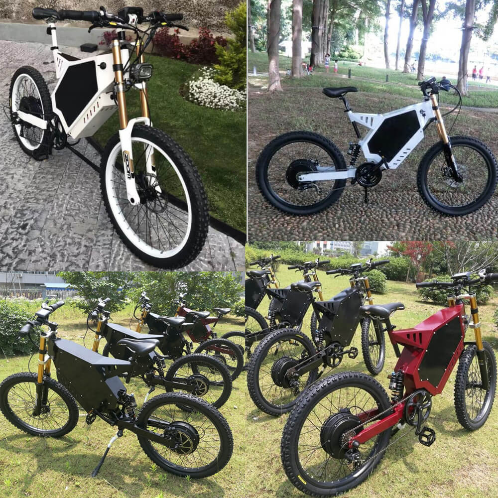Bomber Electric bike