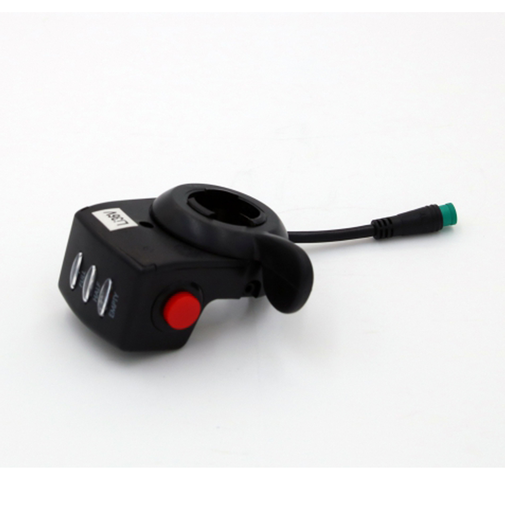 Imortor thumb throttle